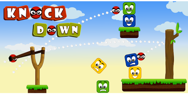Knock Down - Apps on Google Play