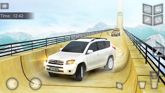 Impossible Ramp Car Stunts – New Car Games 2020 2