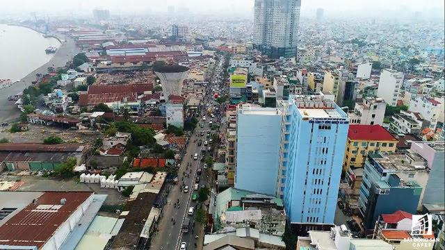 Cận cảnh con đường được mong chờ nhất trung tâm Sài Gòn sắp được mở rộng gấp ba 22