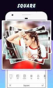 Square Pic – Blur Image Background Sparkle Camera 1
