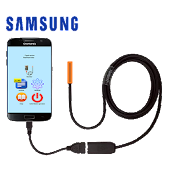 Chinese endoscope for Samsung, LG (OTG USB camera) Icon