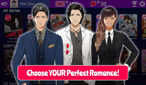 Lovestruck Choose Your Romance  screenshots EasyGameCheats.pro 1