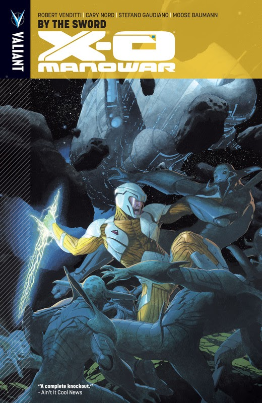 X-O Manowar: Collected Editions (2013) - complete