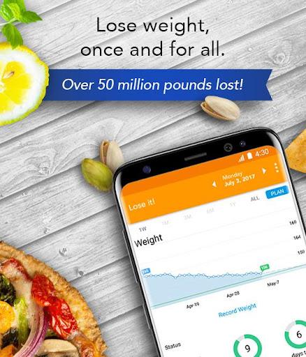 Lose It! - Calorie Counter Screenshot