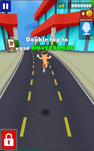 Town Runner Adventures 3D screenshot 3