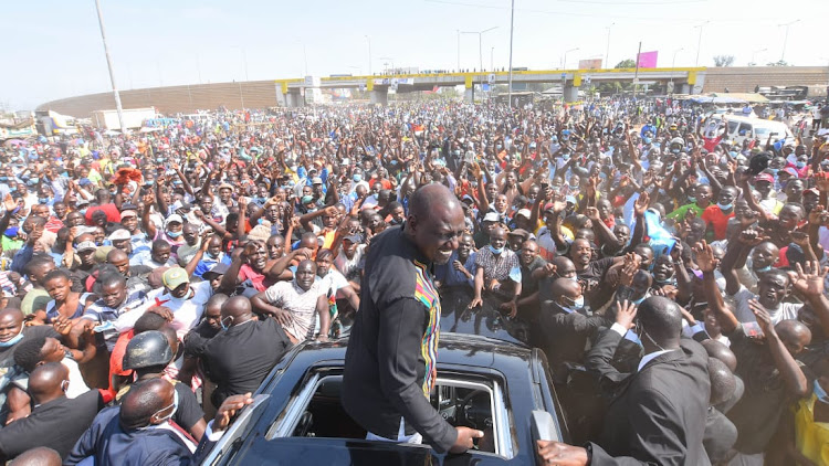 Ruto's Mt Kenya squad headed for implosion as feuds rage