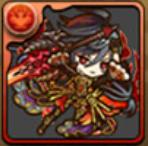 炎翼の戦乙女ウルス・ラグナ【デフォルメ】