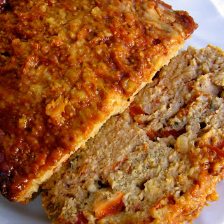 Basic Meatloaf Recipe with Bread Crumbs.