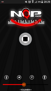NQP Radio screenshot 2