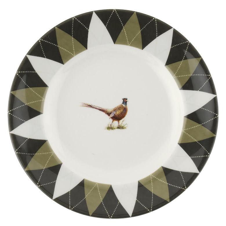 Glen Lodge Pheasant Plate 15cm
