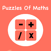 Puzzles Of Maths 2019 - Logical & Number Puzzle