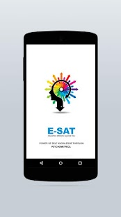 E-SAT (Education Strength Analysis Tool) - náhled