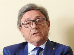 avv. Vincenzo Torti presidente CAI