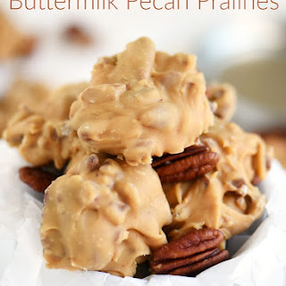 Pecan Pralines With Buttermilk Recipes