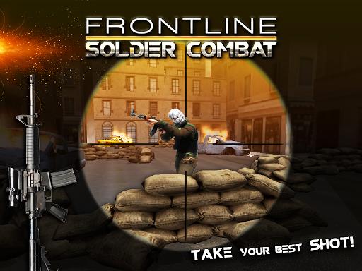 Frontline Soldier Combat