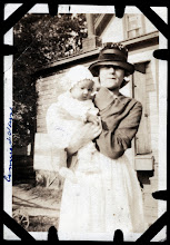 Photo: Tom Brandvold Album TBB074 / Connie (Branvold) Uriell and her son, Wayne