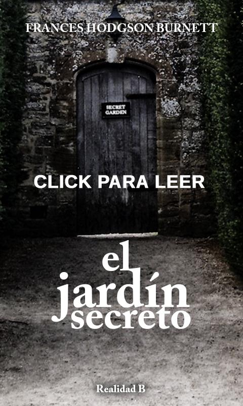 Libro el jard n secreto android apps on google play for Audio libro el jardin secreto