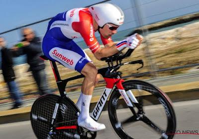"Nederlandse kampioen stelt teleur in slottijdrit: ""Slow as f*ck"""