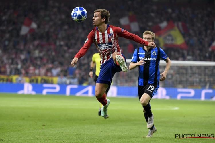 """Griezmann vloekte bij doelpunt Danjuma, maar deelt nog een prik uit: """"Jullie weten dat ik wel van die Belgen hou"""""""