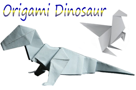 How To Make Origami Dinosaur Apps On Google Play