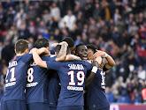 PSG lijkt de grote winnaar van speeldag tien te worden in Frankrijk