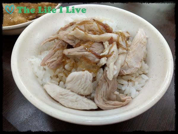 嘉義人火雞肉飯~原榕樹下的無名火雞肉飯