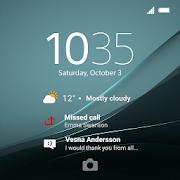 App XPERIA™ Theme: Aqua Green APK for Windows Phone
