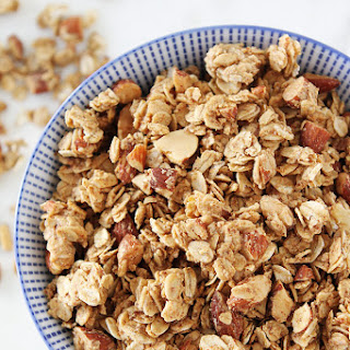 Almond Butter Granola.