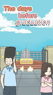 The days before graduation – funny game 1