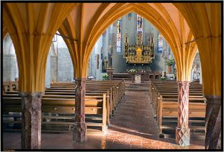 Photo: St. Hippolyt Kirche aus dem 12. Jahrhundert in Zell am See