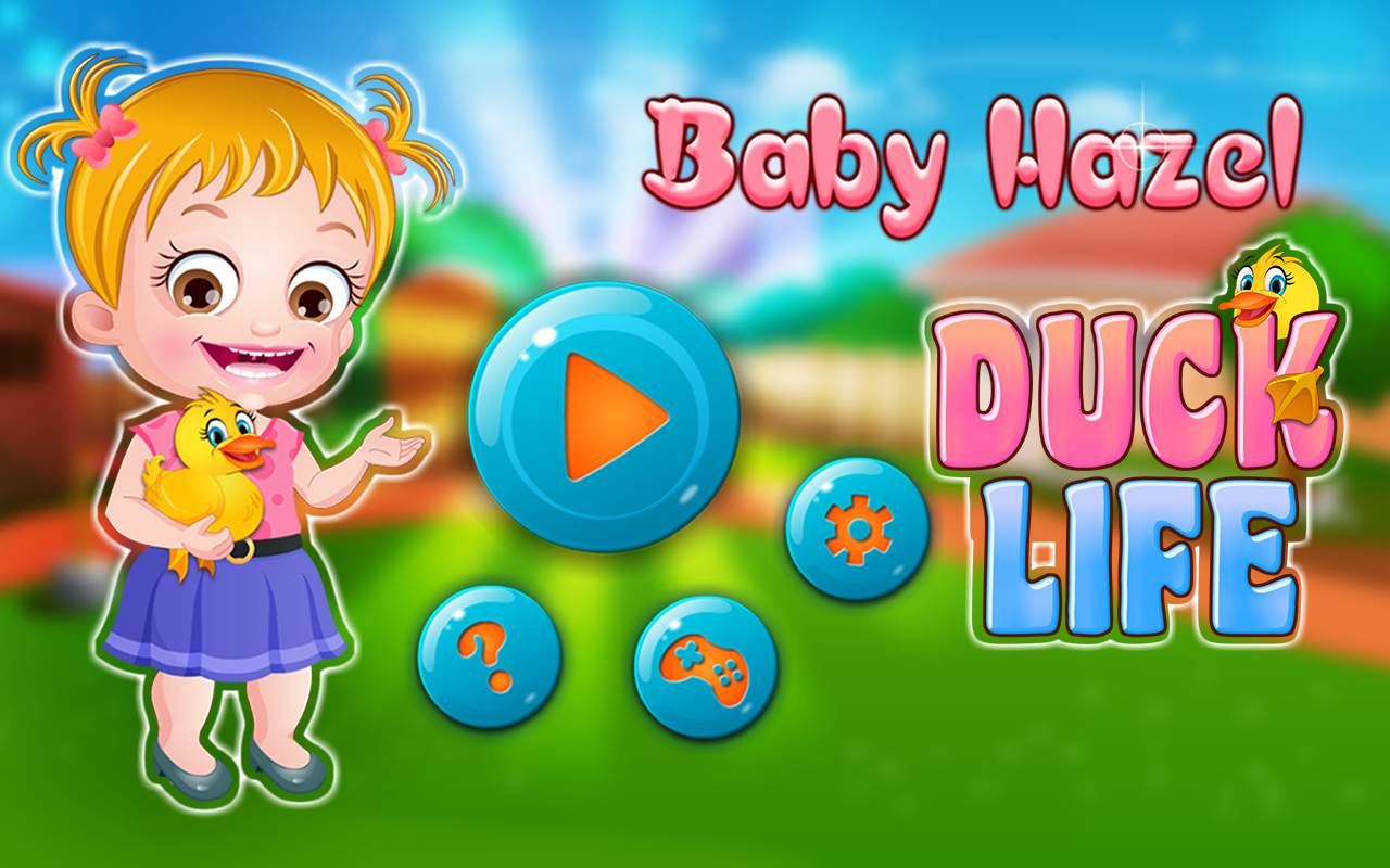 Baby Hazel Duck Life- screenshot