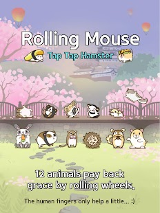 Rolling Mouse - Hamster Clicker Screenshot