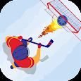 Ice Hockey Flipper - Ball Shot
