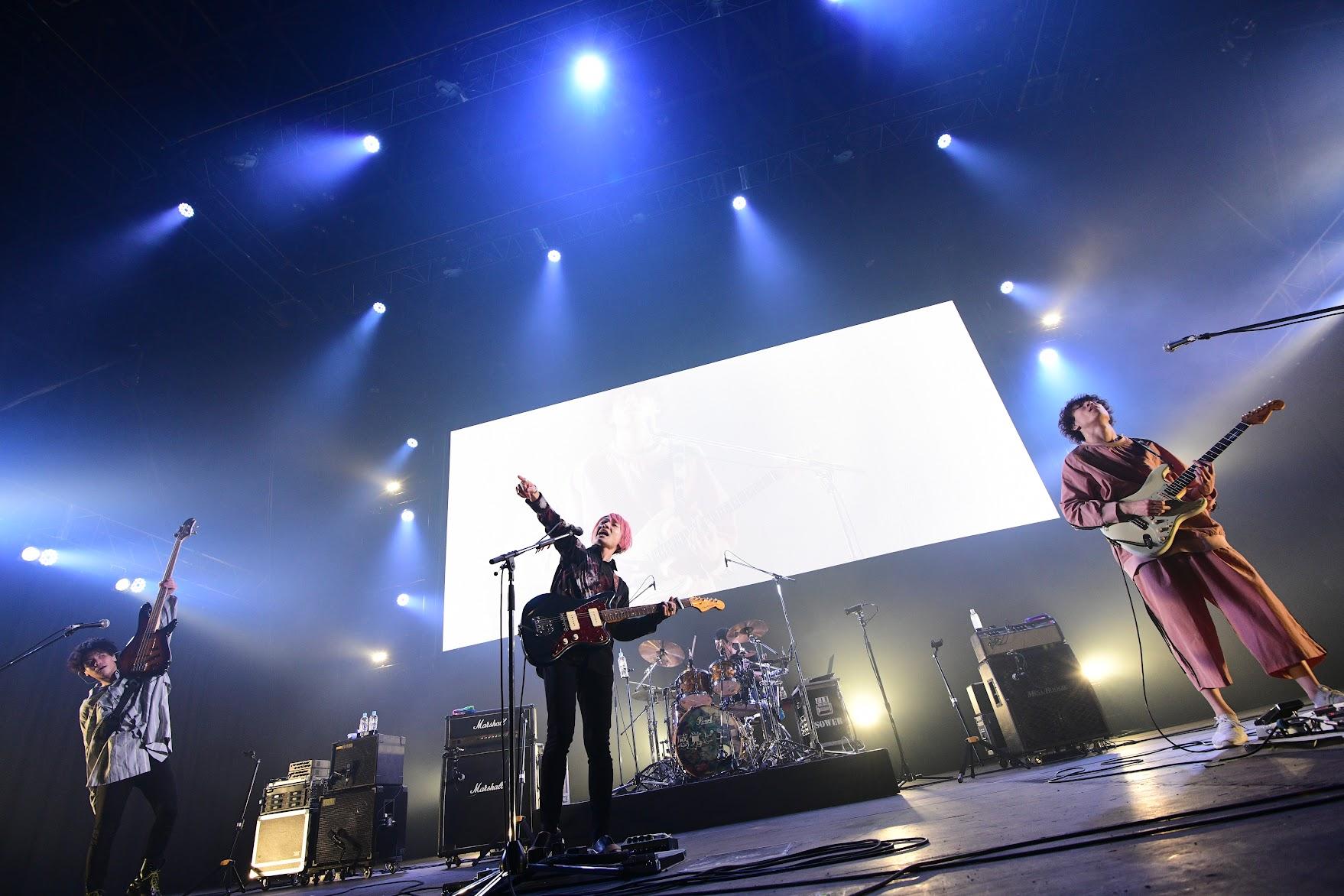 【迷迷現場】COUNTDOWN JAPAN 18/19 感覚ピエロ 演出從彩排就開始 全場大合唱掀破屋頂