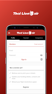 App Thai Lion Air APK for Windows Phone