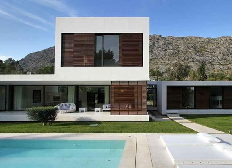 Home exterior design ideas android apps on google play for Best home exterior design