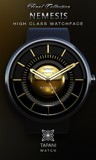 Nemesis weather watch face  screenshots 2