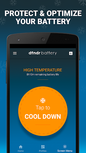 dfndr battery: manage your battery life screenshot 3