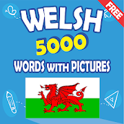 Welsh 5000 Words with Pictures