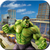 Monster Attack City fight simulator games