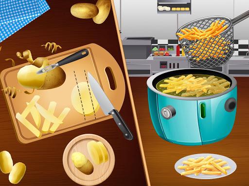 Fast Food Maker Kitchen : Burger Pizza Deliveryu00a0 1.0.1 screenshots 15
