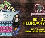 Martin and Tumi's Rock and Comedy Cruise : MSC Sinfonia-portugese islands