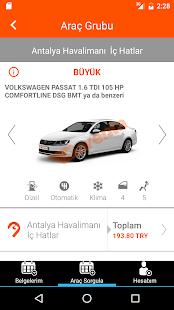 Garenta screenshot