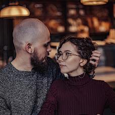 Wedding photographer Stasya Burnashova (stasyaburnashova). Photo of 13.03.2019