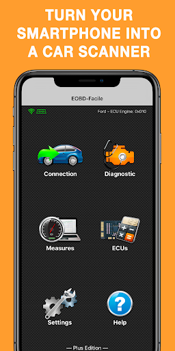 EOBD Facile - OBD2 scanner Car Diagnostic elm327 3.18.0651 screenshots 1