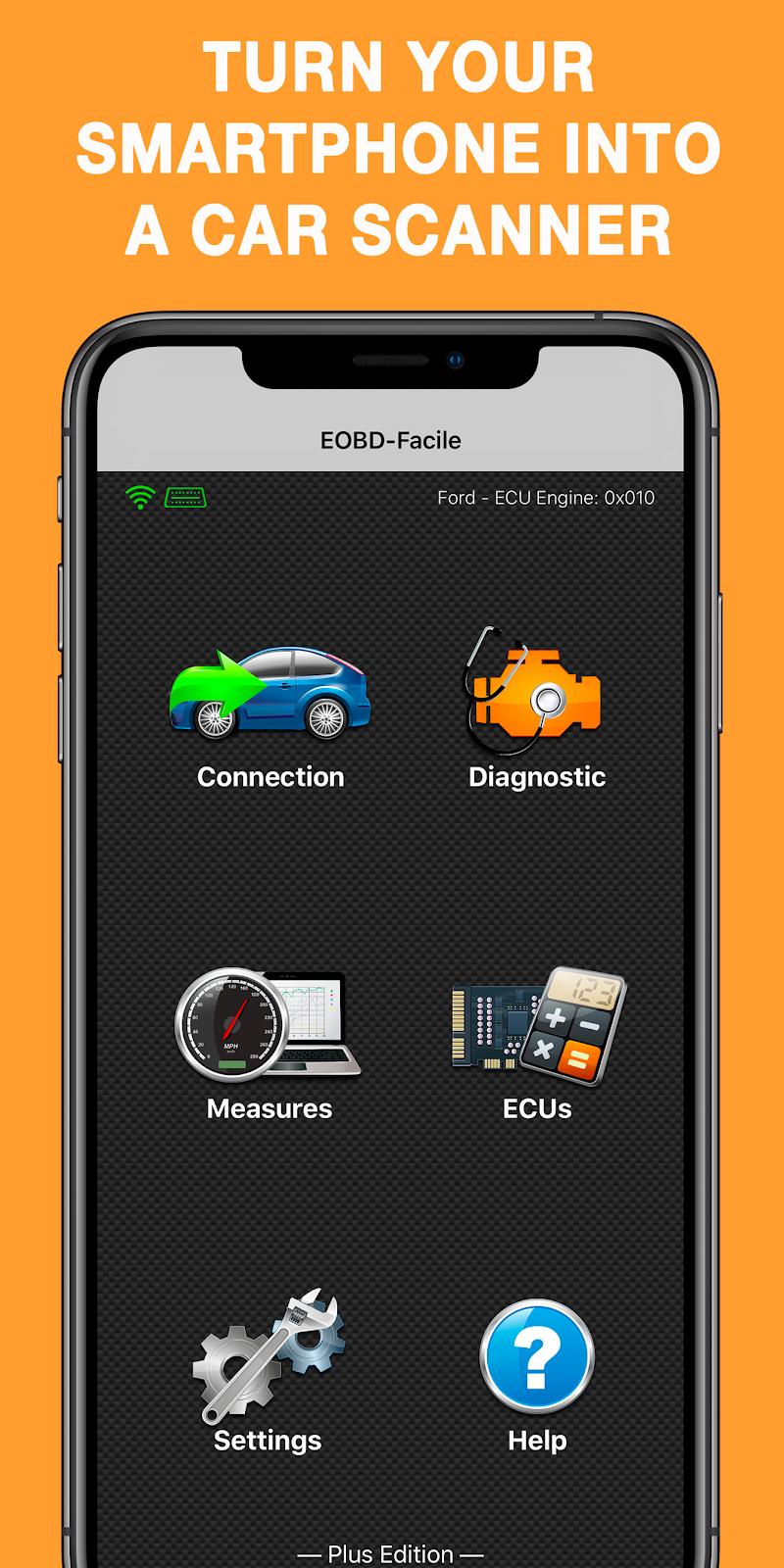 EOBD Facile - OBD reader Car Diagnostic for elm327 APK