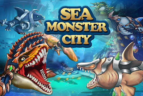 Sea Monster City Mod
