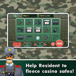 Resident Slot Machine - try to win in our casino! APK screenshot thumbnail 2