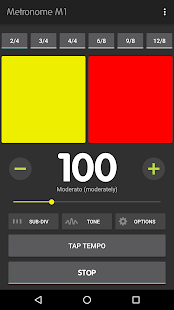 Metronome M1- screenshot thumbnail