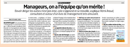 Le Parisien 09/09/2019